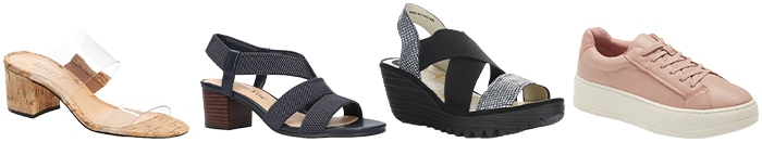 Shoes to wear with capris | 40plusstyle.com