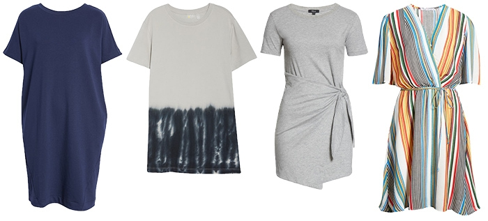 Short dresses to wear over pants and leggings   40plusstyle.com
