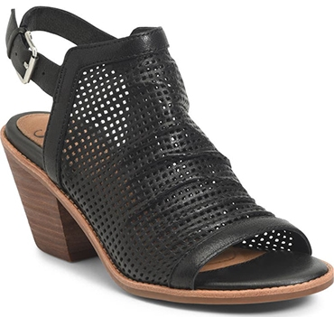 Söfft Milly Perforated Sandal   40plusstyle.com