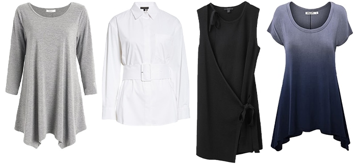 Tunics and long tops   40plusstyle.com