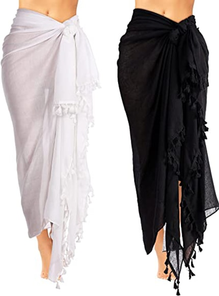 Boao long sarongs | 40plusstyle.com
