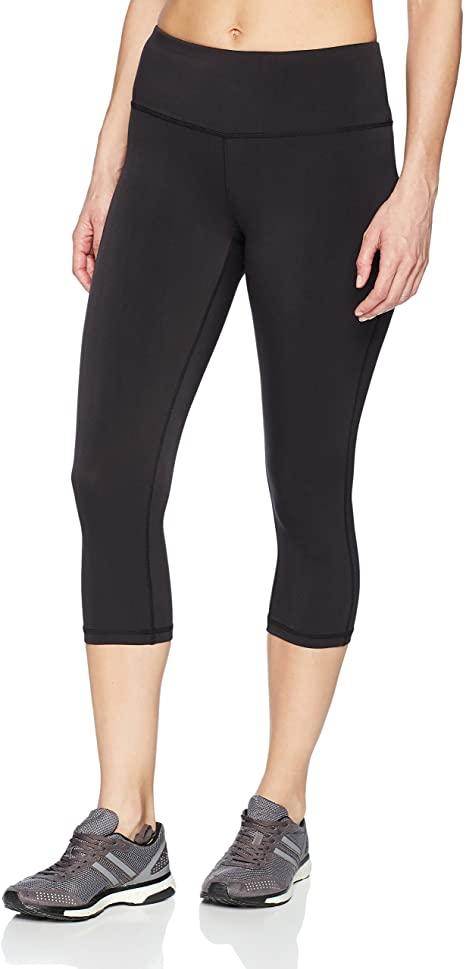 Amazon Essentials Women's Performance Mid-Rise Capri Active Legging | 40plusstyle.com