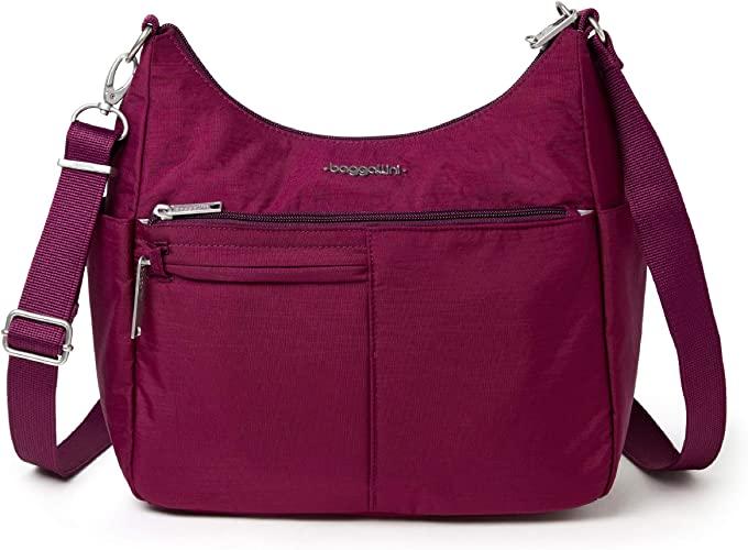 Baggallini Anti-Theft Free Time Crossbody Bag | 40plusstyle.com