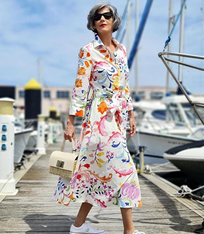 What to wear on a boat - whether you're on a super yacht or a dinghy   40plusstyle.com