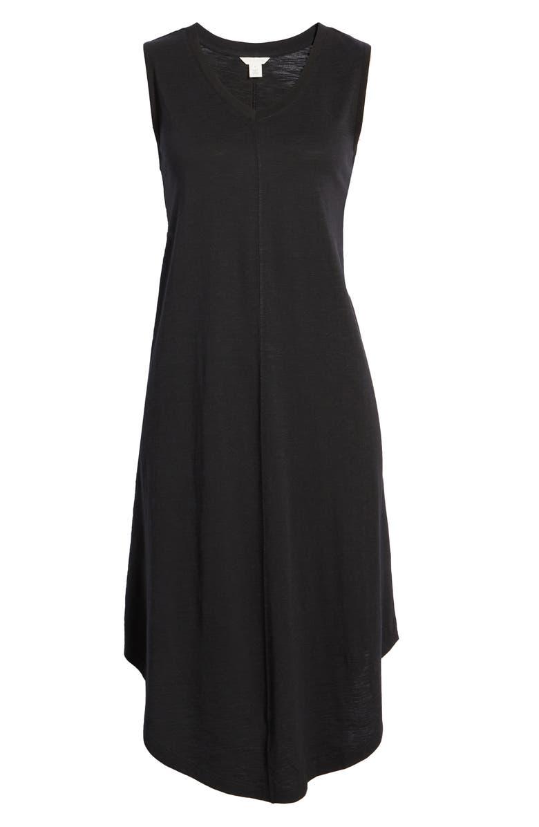 Caslon Shirttail Tank Dress | 40plusstyle.com