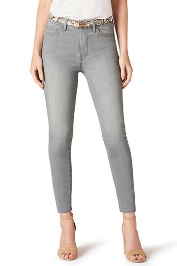 Sam Edelman high waist skinny jeans   40plusstyle.com