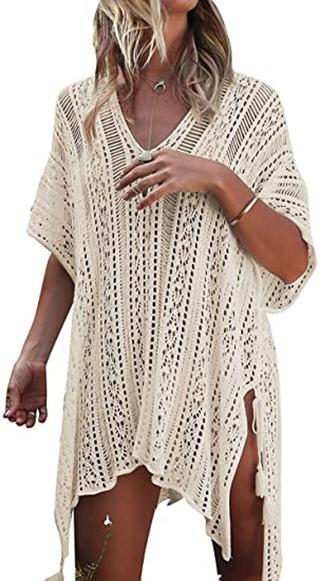 HARHAY swimwear cover-up | 40plusstyle.com
