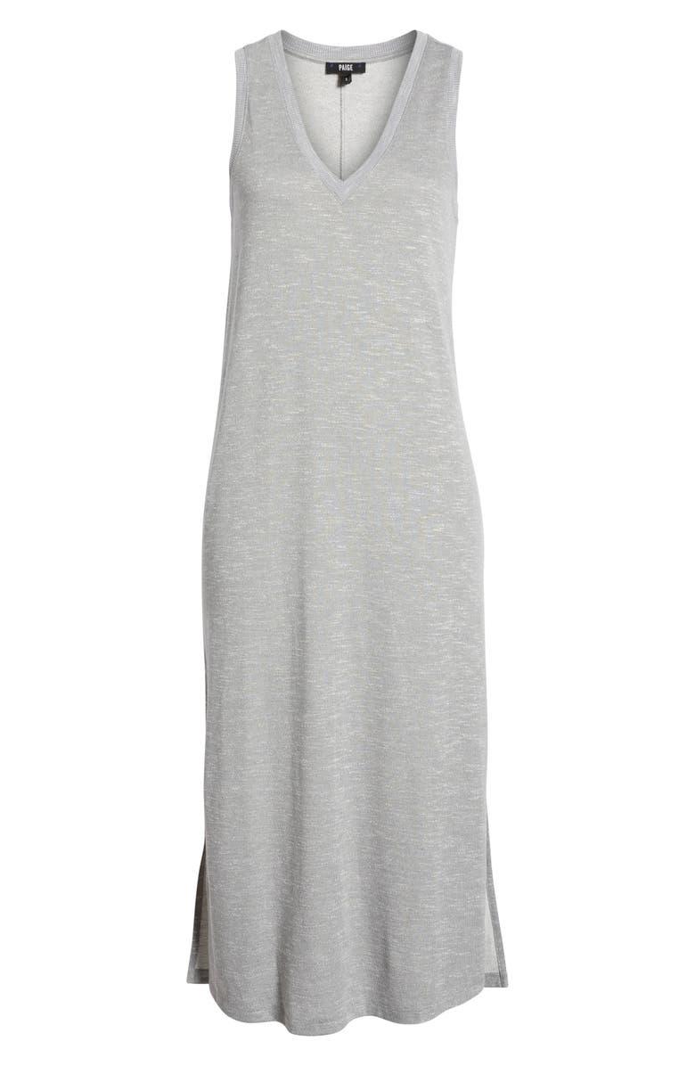 PAIGE tank dress   40plusstyle.com