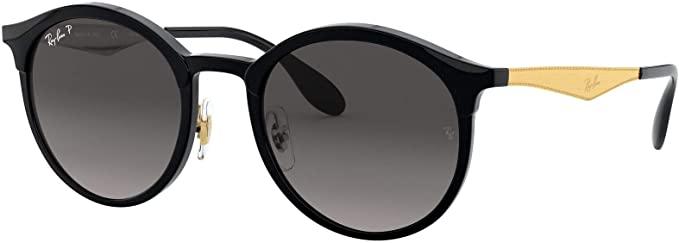 Ray-Ban Rb4277 Emma Round Sunglasses | 40plusstyle.com