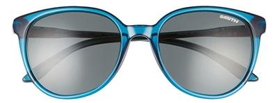 Smith Cheetah 54mm Polarized Round Sunglasses   40plusstyle.com