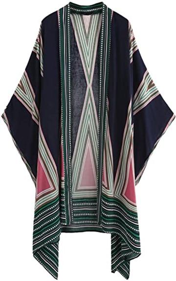 SweatyRocks kimono cover-up | 40plusstyle.com