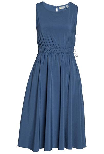 Zella Rosie Sleeveless Woven Dress | 40plusstyle.com