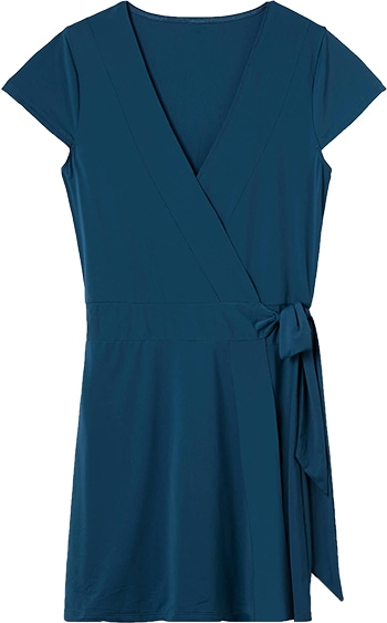 Boden wrap cover-up | 40plusstyle.com