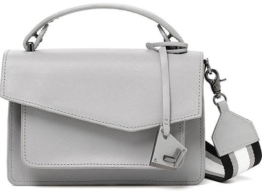 Botkier Cobble Hill Leather Crossbody Bag | 40plusstyle.com
