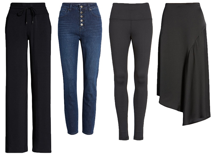 pants and skirts for your fall 2021 capsule wardrobe   40plusstyle.com