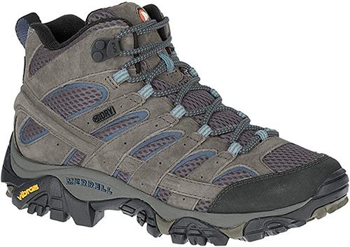 Merrell Moab 2 Mid Waterproof Hiking Boot   40plusstyle.com
