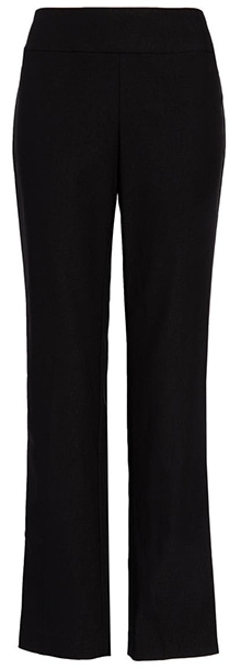 Nic + Zoe Wonderstretch Straight Leg Pants | 40plusstyle.com