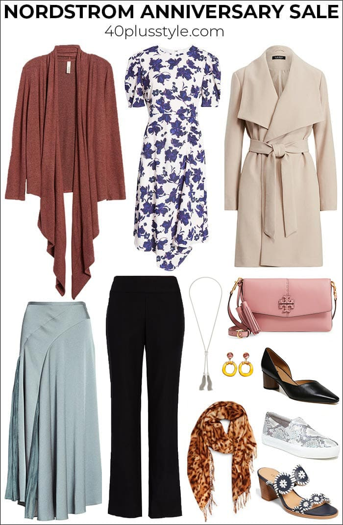 What to expect from the Nordstrom Sale - and the best sales picks you can choose now | 40plusstyle.com