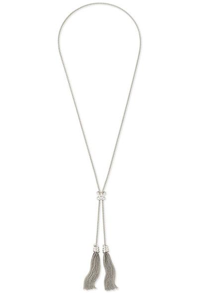 Kendra Scott Tassel Bolo Necklace | 40plusstyle.com