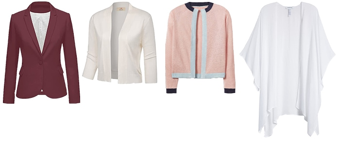 Winery jackets and cardigans   40plusstyle.com