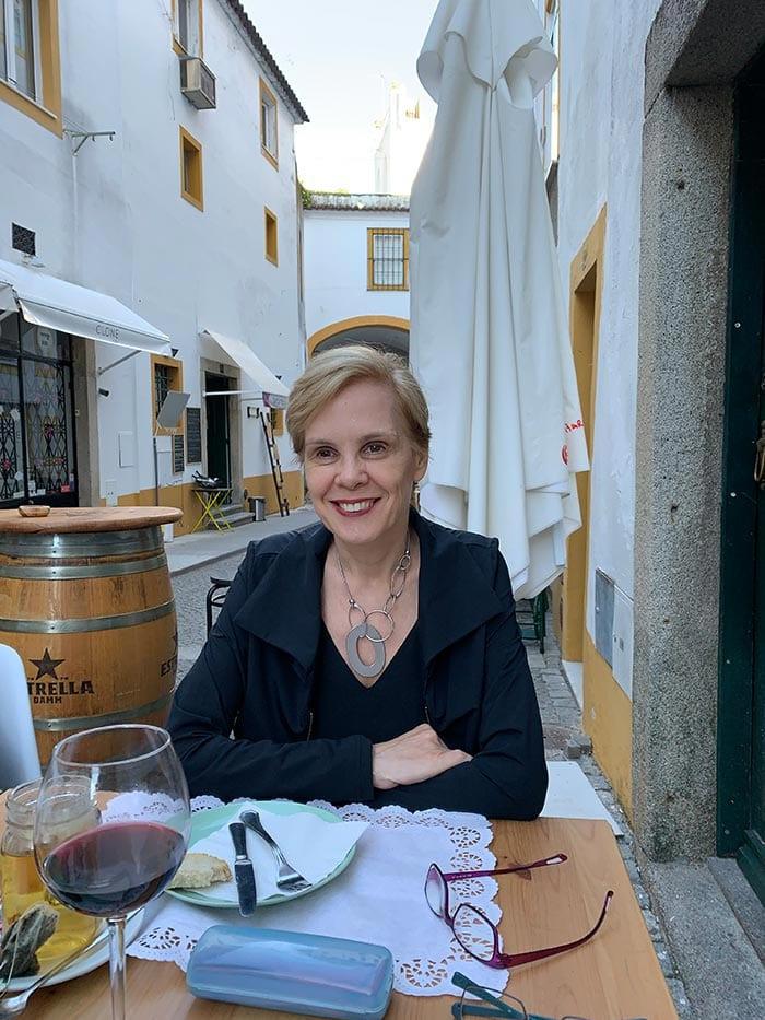 Cenas en Évora, Portugal |  40plusstyle.com