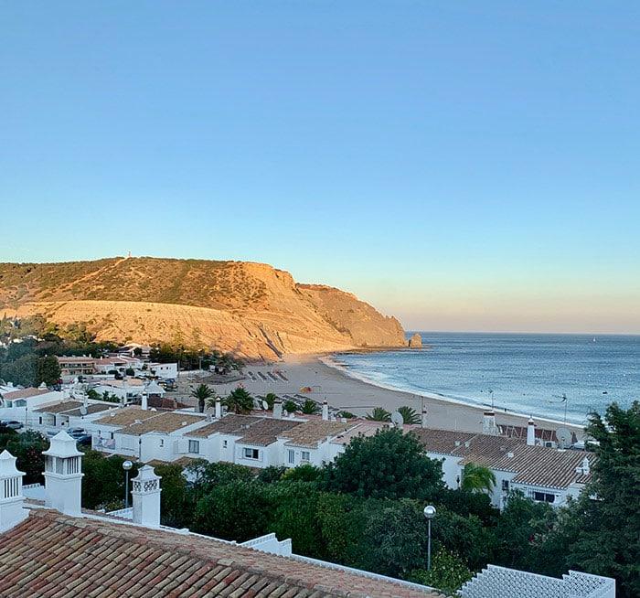 Moving to Portugal - the village of Praia da Luz, Algarve   40plusstyle.com