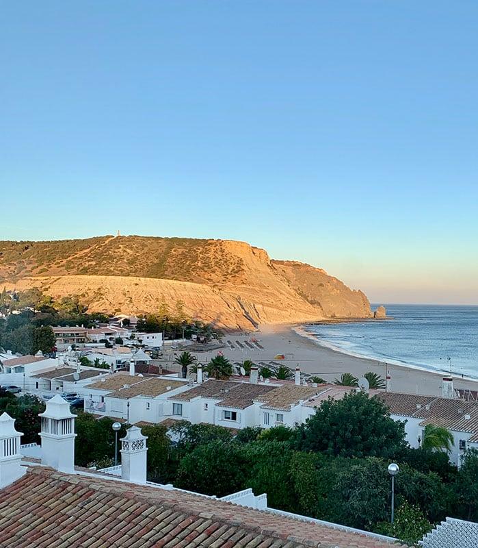 Praia Da Luz, Algarve, Porugal   40plusstyle.com