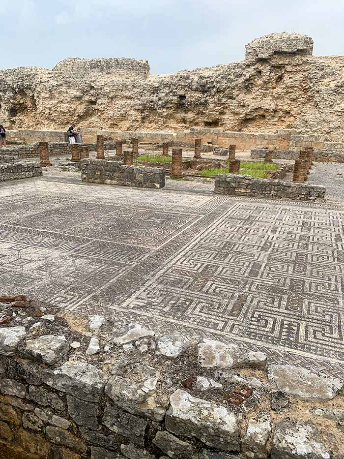Coimbriga Roman Ruins Portugal   40plusstyle.com