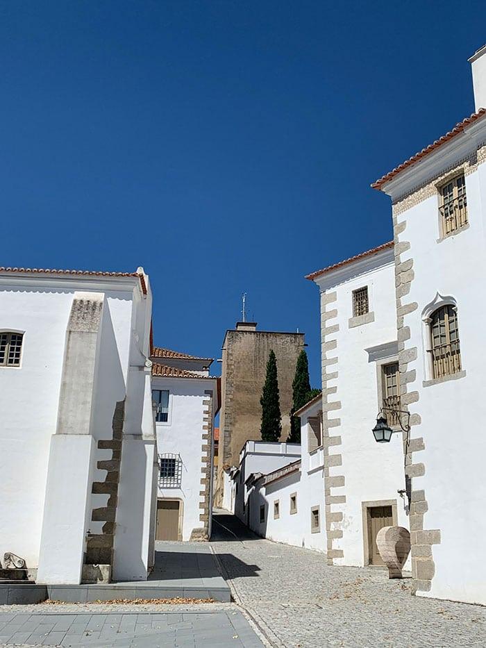 Calle en Obidos |  Portugal