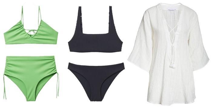 Beach wear for travel   40plusstyle.com