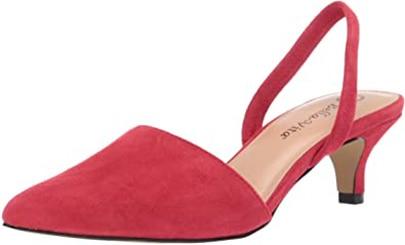 Bella Vita Sarah Slingback Dress Shoe Pump | 40plusstyle.com