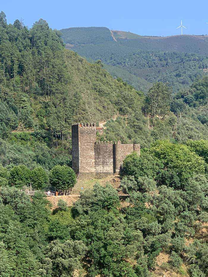 castle in the Serra de Estrela Natural Park area, Portugal   40plusstyle.com