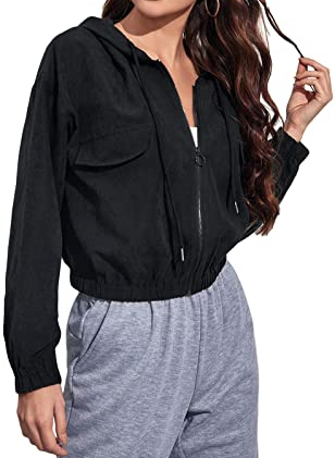 Verdusa crop jacket   40plusstyle.com