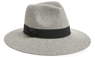 Nordstrom floppy wool felt panama hat | 40plusstyle.com