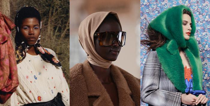 Neckerchiefs / headscarf   40plusstyle.com