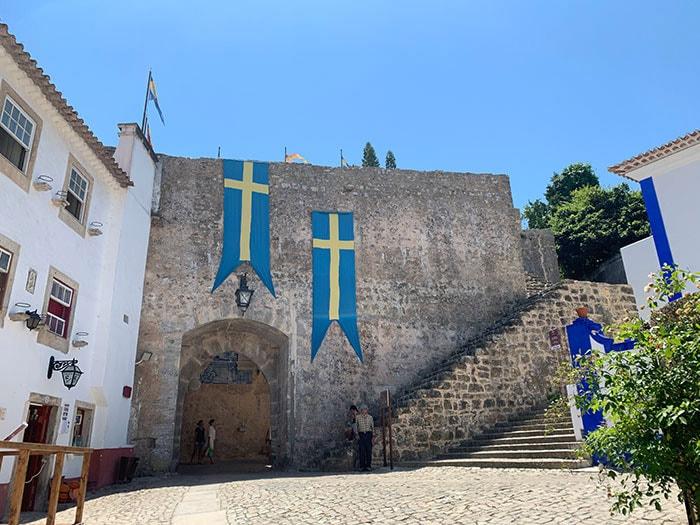 Castillo de Obidos |  40plusstyle.com