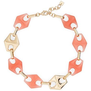 Open Edit link collar necklace | 40plusstyle.com