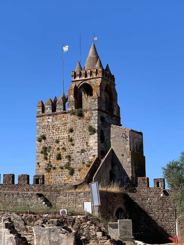 Castillo en Portugal |  40plusstyle.com