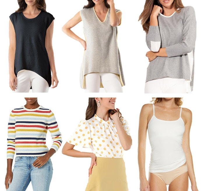 Tops and sweaters   40plusstyle.com