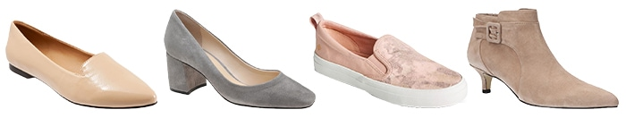 shoes for the romantic style personality | 40plusstyle.com