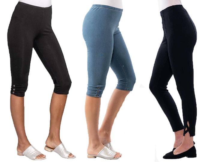 Stella Carakasi leggings   40plusstyle.com
