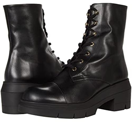 Stuart Weitzman Nisha Boots | 40plusstyle.com