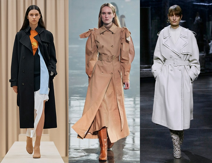 Trench coats for winter 2021 | 40plusstyle.com