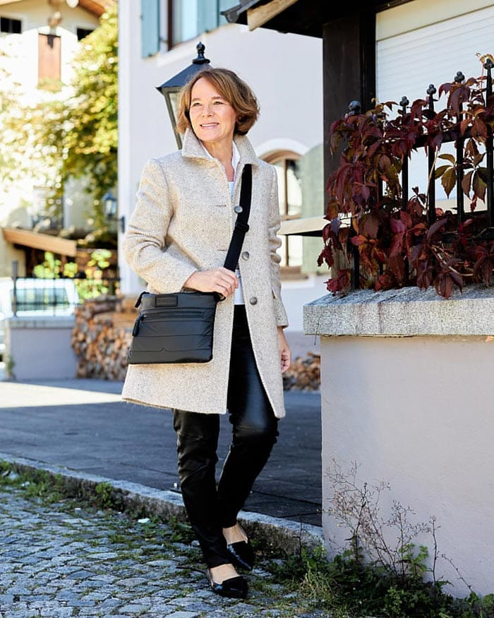 2021 winter essentials: a long warm coat | 40plusstyle.com