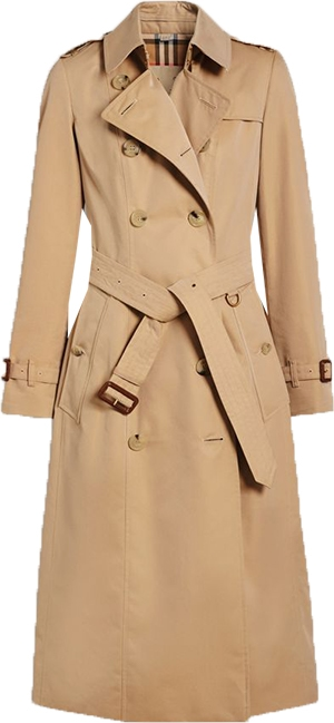 Burberry The Long Chelsea Heritage trench coat | 40plusstyle.com
