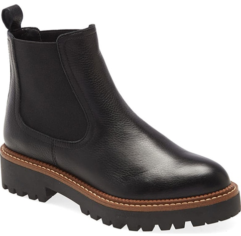Best winter boots for women - Caslon chelsea boots   40plusstyle.com