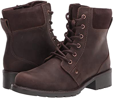 Clarks Orinoco Spice Ankle Boot   40plusstyle.com