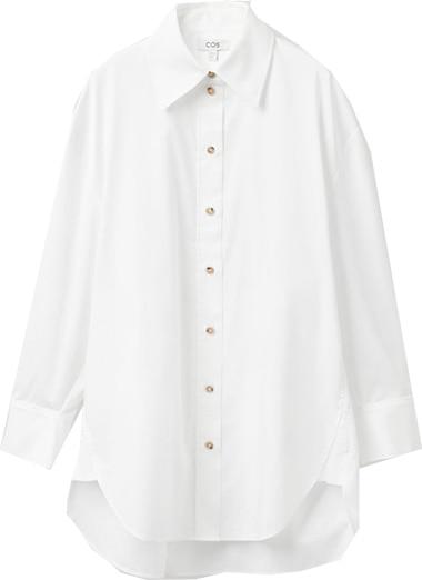 COS shirt | 40plusstyle.com