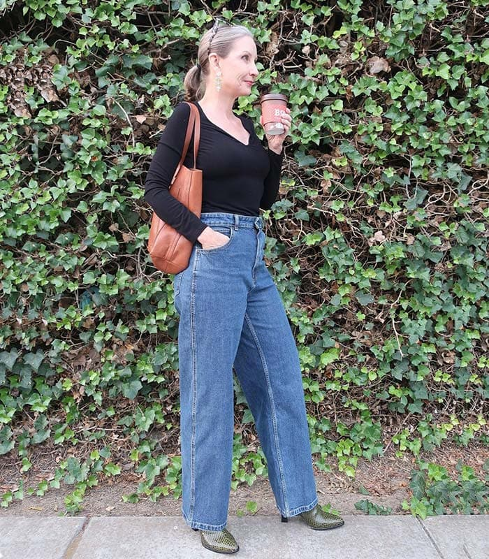 How to wear ankle boots with jeans – and the best ankle boots to choose this season