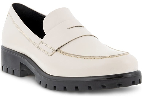 ECCO ModTray Penny Loafer | 40plusstyle.com